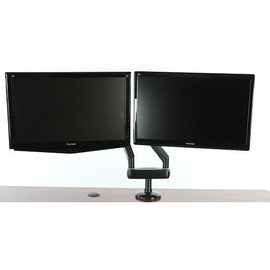 Dual Independent Arm Monitor Holders