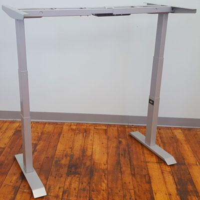 LifeDesk 2 Leg Electric Height Adjustable Base - Extended Range