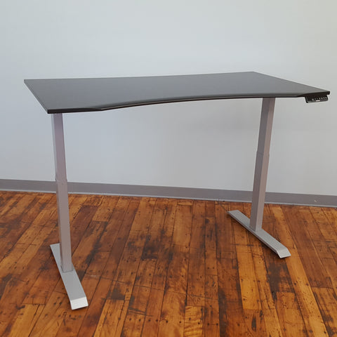 2 Leg LifeDesk & Ergo Top - Standard Height Range