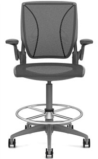 Humanscale World Chair Stool