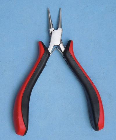 Paruu Round Nose Plier 130mm for Bead and Wire work st102 - PARUU INC
