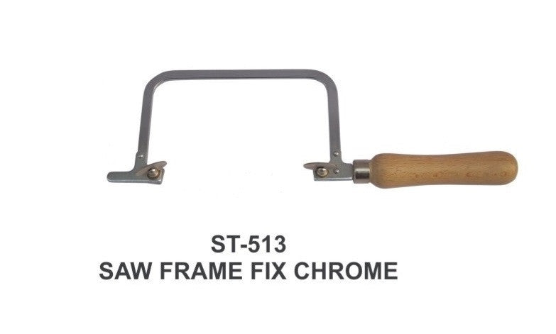PARUU® SAW FRAME FIX CHROME ST513