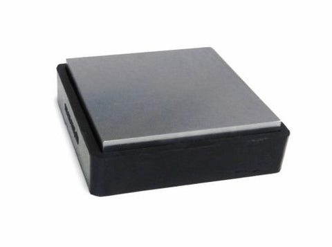 PARUU® STEEL AND NYLON BLOCK WITH RUBBER BASE ST1009 - PARUU INC