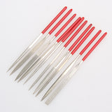 10pcs 3x140mm Diamond Mini Needle File Set st1013