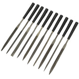 10pcs 140mm 3mm Precision Needle Files Set st1014 - PARUU INC