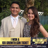 Jesus Duran, won a 10X Growth Con ticket
