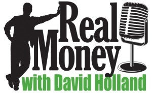 Real Money Radio Interview with David Holland