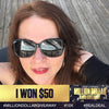 Sandra McNichol, won $50 on Instagram