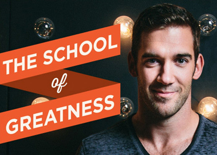 The School of Greatness Interviews Grant Cardone