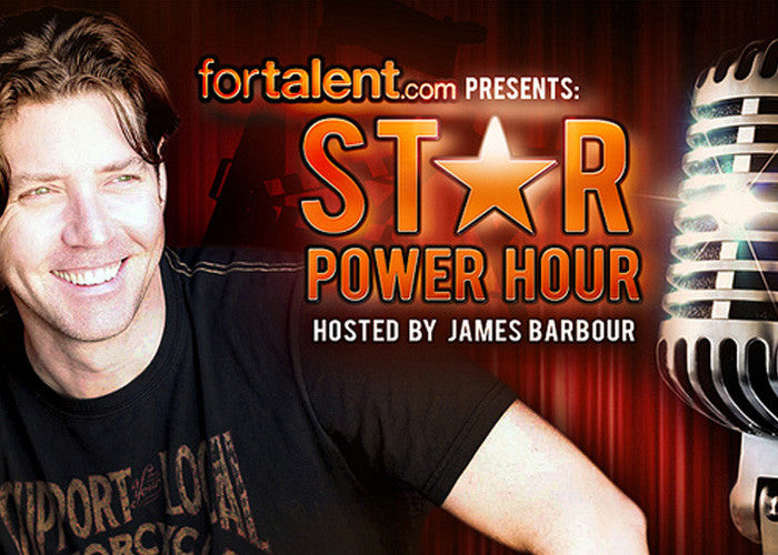 GET OFF YOUR…! – Grant Joins the Star Power Hour with James Barbour