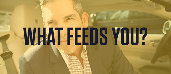 What Feeds You?