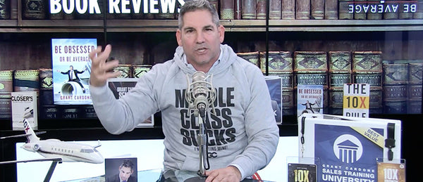 Grant Cardone's Top 4 Business Books to Read in 2017
