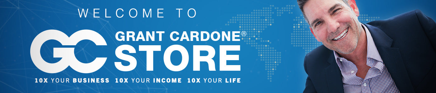 Welcome to Grant Cardone Slide Image