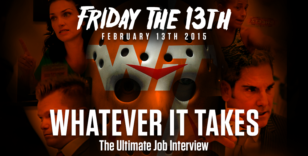 Whatever It Takes: The Ultimate Job Interview Grant Cardone