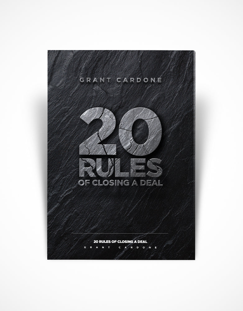 Secrets to Closing the Sale: 20 Rules of Closing a Deal