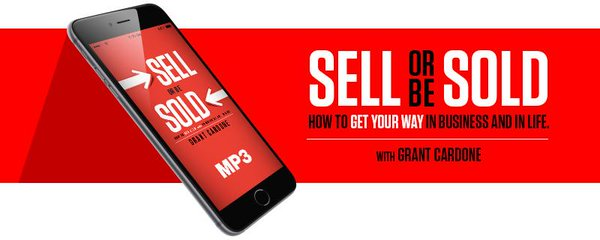 Sell or Be Sold - Grant Cardone - MP3