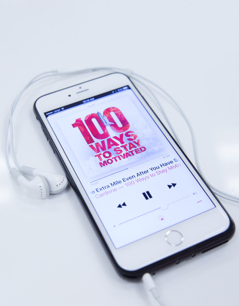 100 Ways to Stay Motivated MP3
