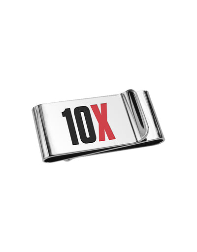 10X Money Clip