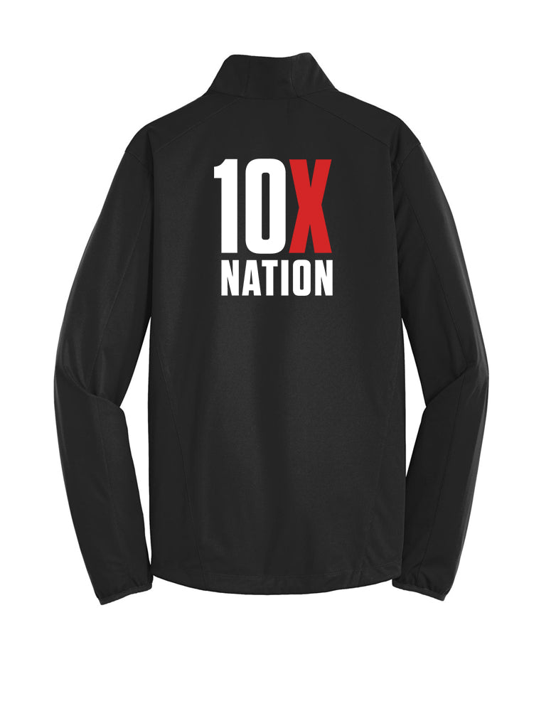 10X Nation - Mens Windbreaker
