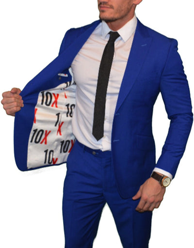 10X Collection Two-Piece Suit
