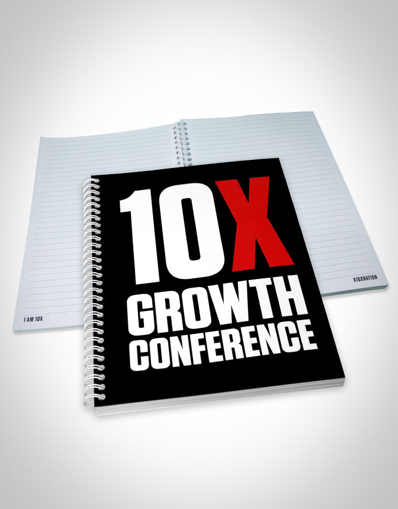 10X Growth Conference Notebook