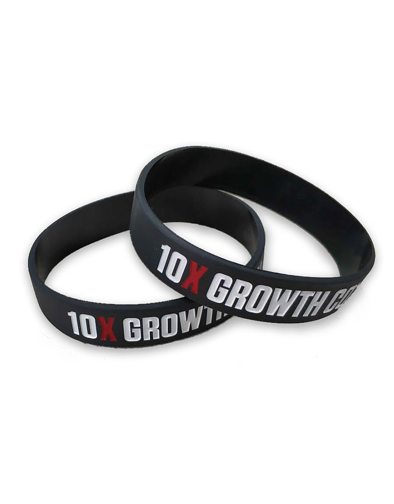 10X Growth Conference Wristband
