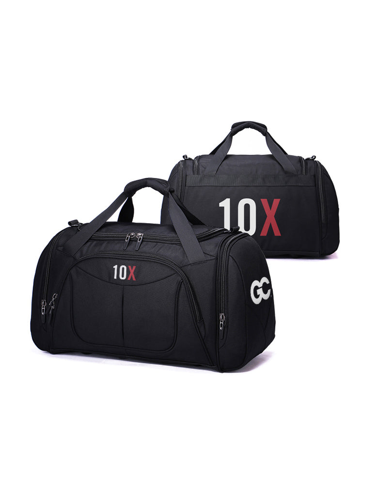 10X Gym & Travel Bag