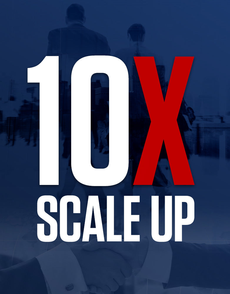 10X Scale Up Event