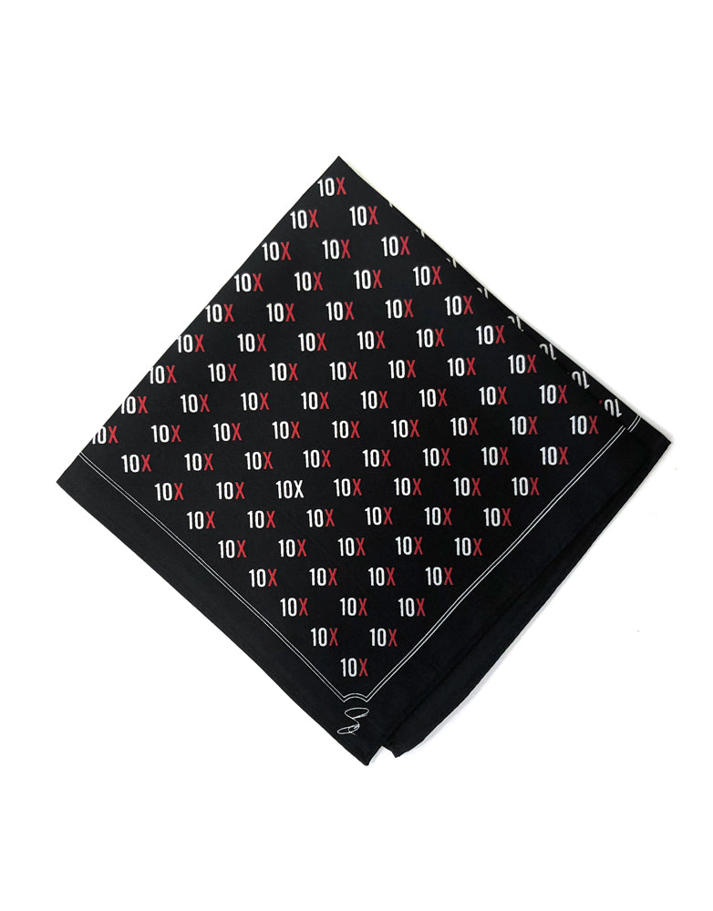10X Silk Pocket Square