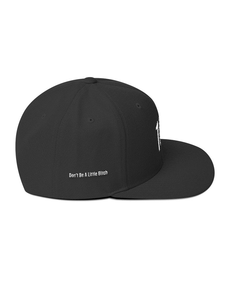 10X – Don't Be A Little Bitch – Premium Classic Snapback Hat