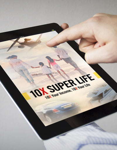 10X Super Life | eBook