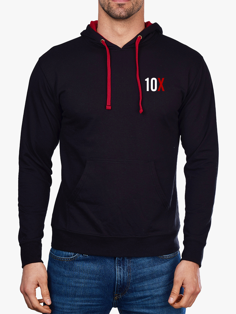 10X French Terry Pullover Hoodie