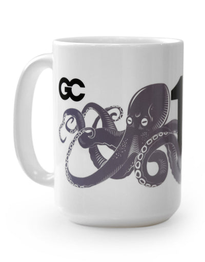 10X Octopus Coffee Mug