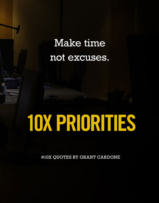 10X Priorities Wallpaper Images