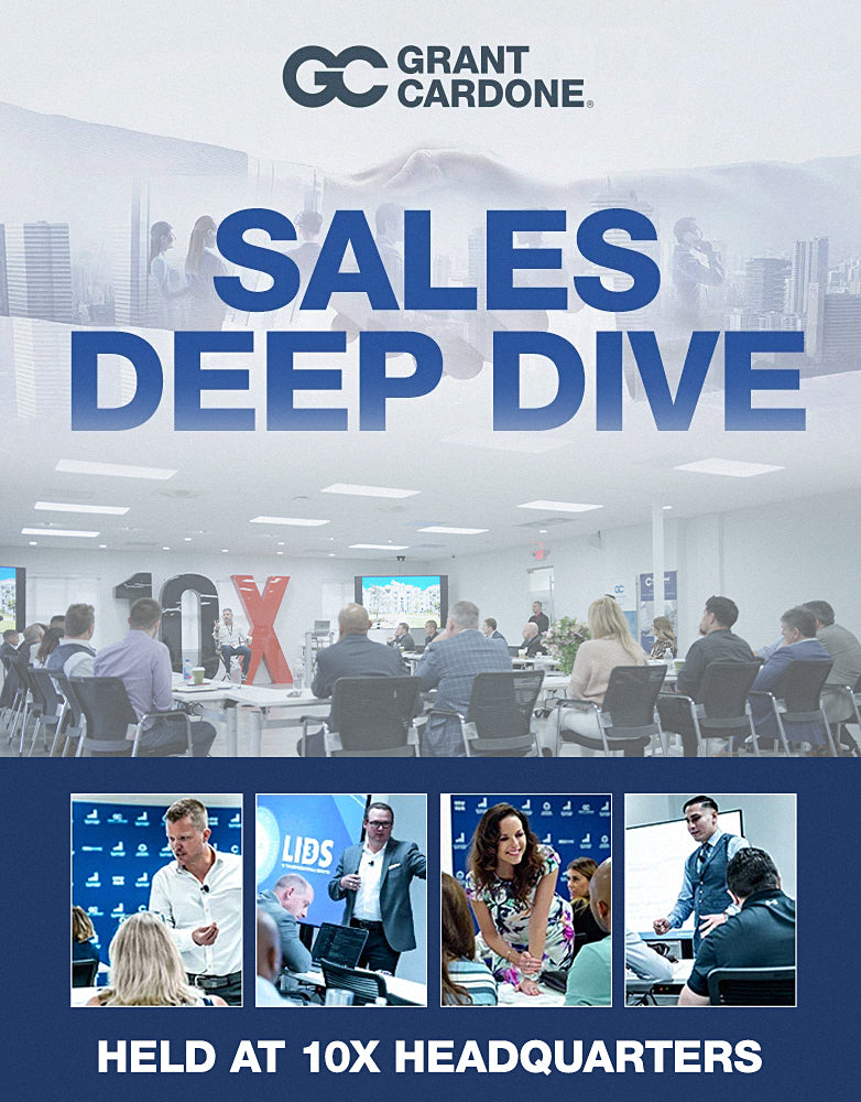 2-Day Sales Deep Dive Workshop