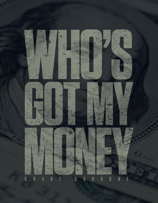 Who's Got My Money Wallpaper C