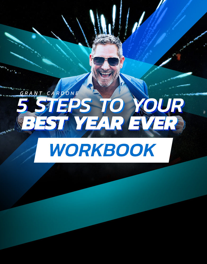 Jumpstart Your New Year Workbook (30-Day Digital Workbook)