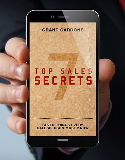 7 Top Sales Secrets | eBook