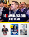 Exclusive 10X Ambassador Program