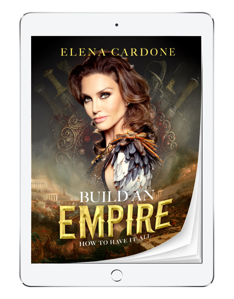Elena Cardone - Build an Empire | eBook - English