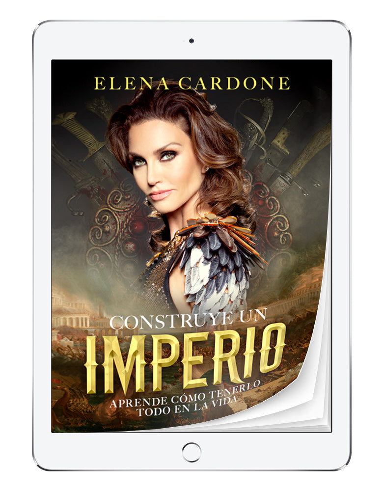 Elena Cardone - Build an Empire | eBook - Spanish