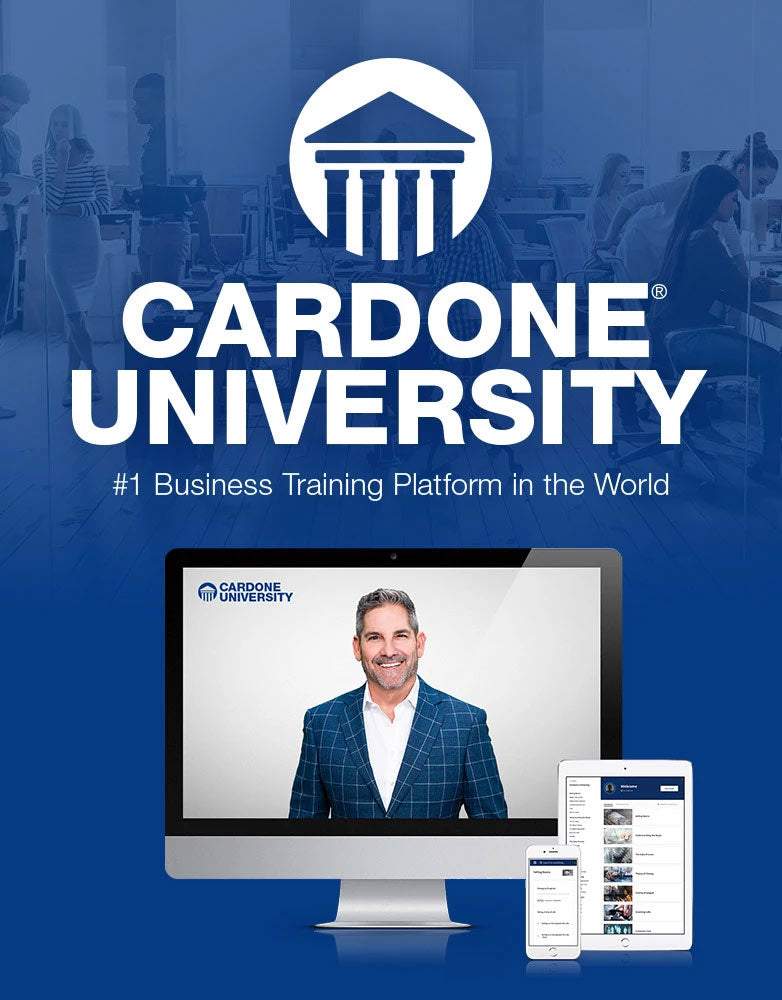 Cardone University for Individuals