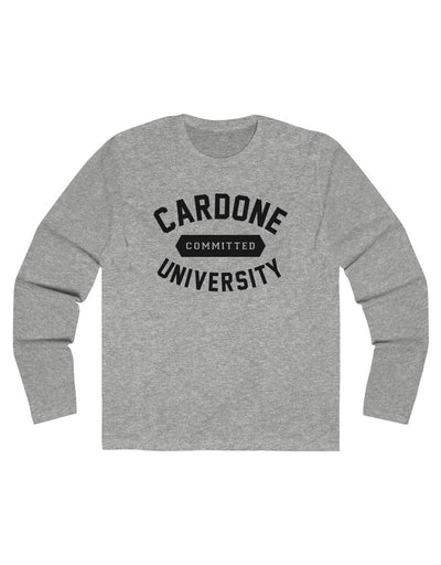 Cardone University - Men's Long Sleeve Crew Tee