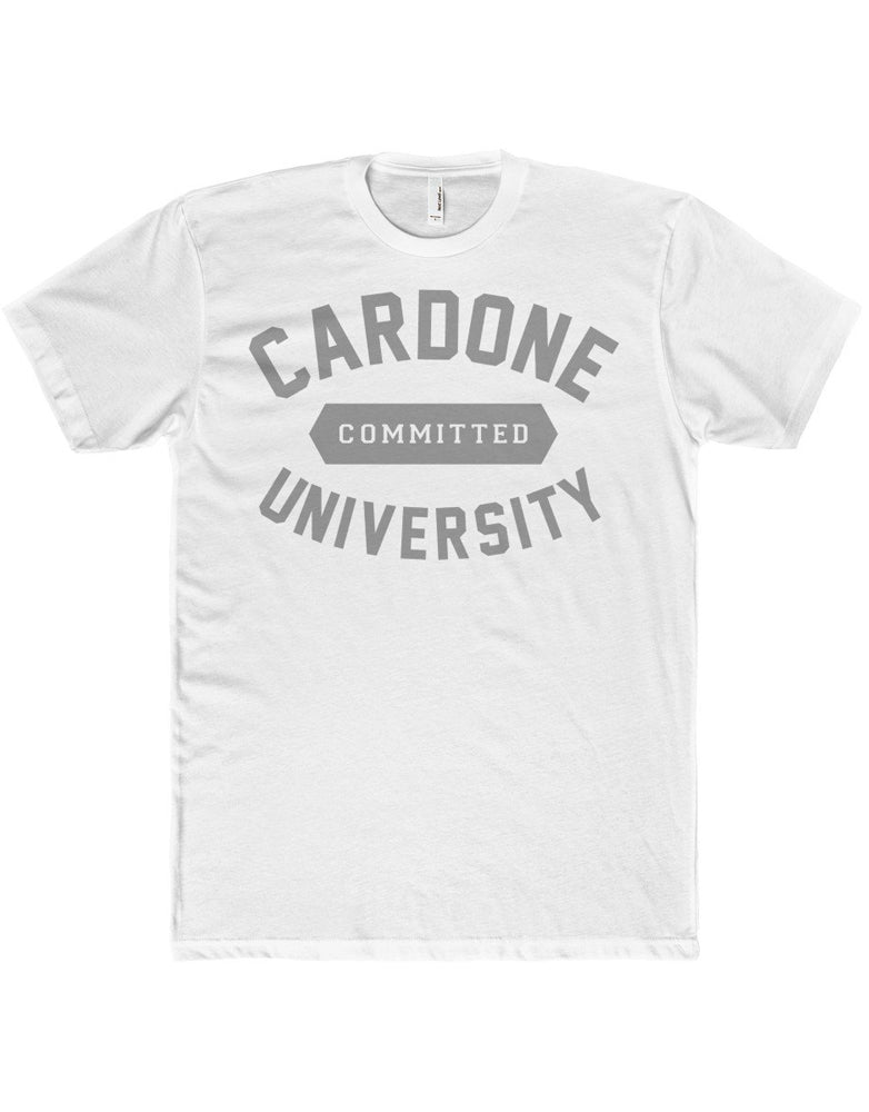 Cardone University - Committed - Premium Fit Crew T-Shirt