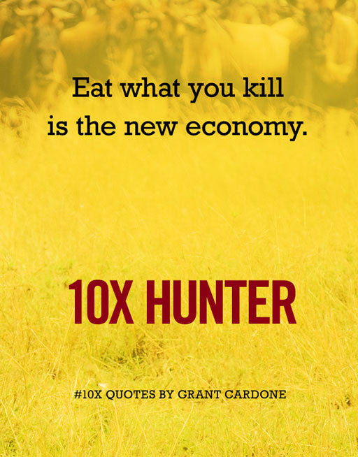 10X Hunter Wallpaper Image