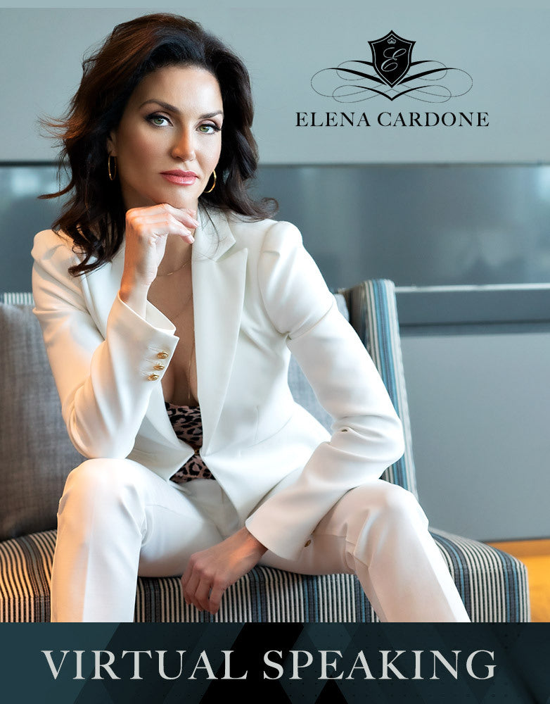 Elena Cardone - Virtual Speaking