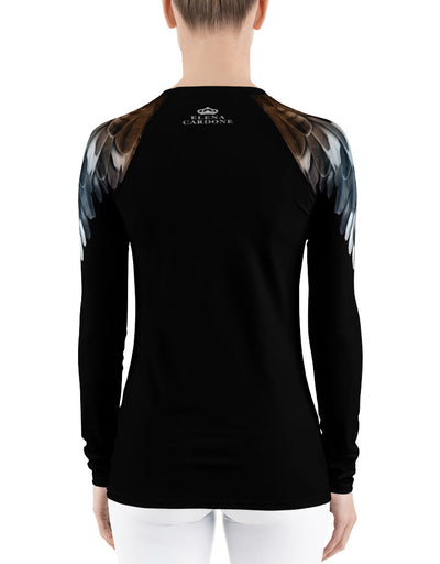 Empire Builder - Women's Rash Guard