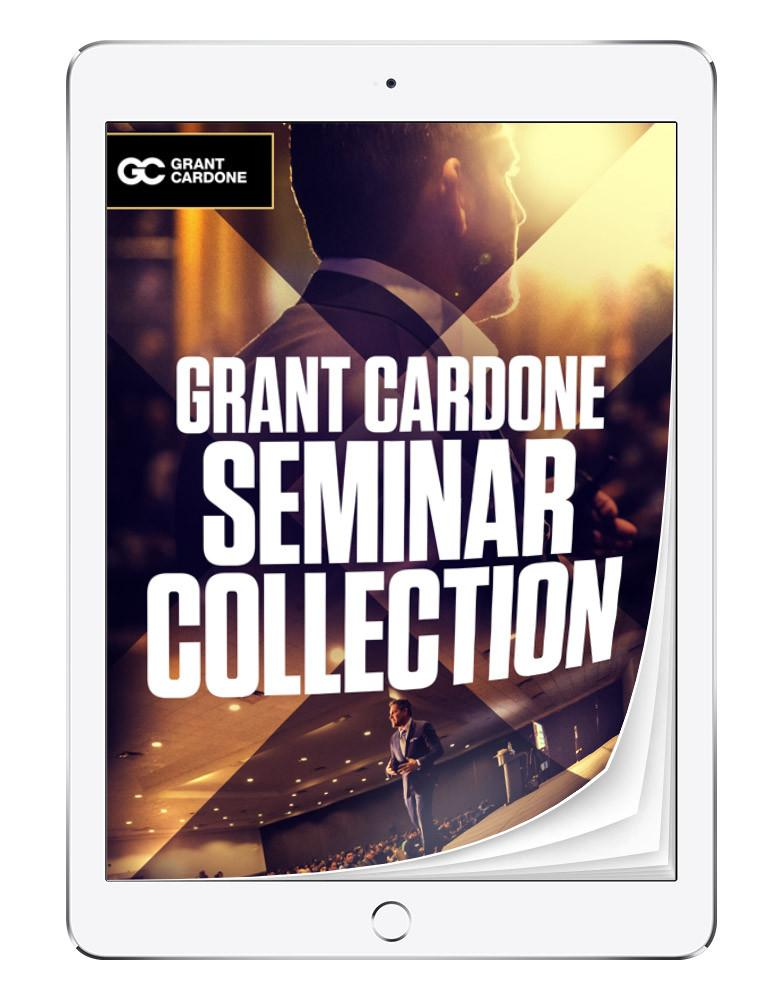 Grant Cardone Seminar Collection eBook