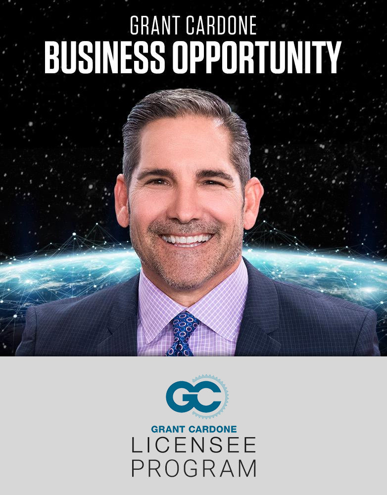 Grant Cardone Licensing Deal with Cardone University