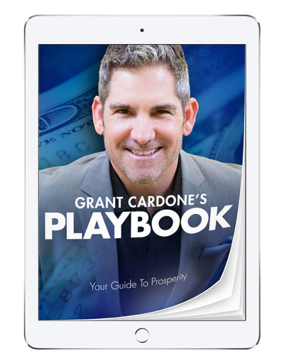Grant Cardone Playbook